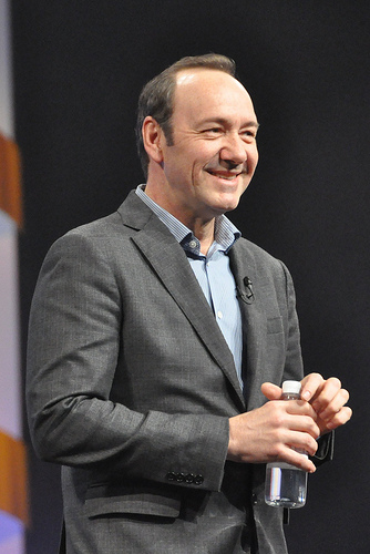 Kevin Spacey @ Lotusphere
