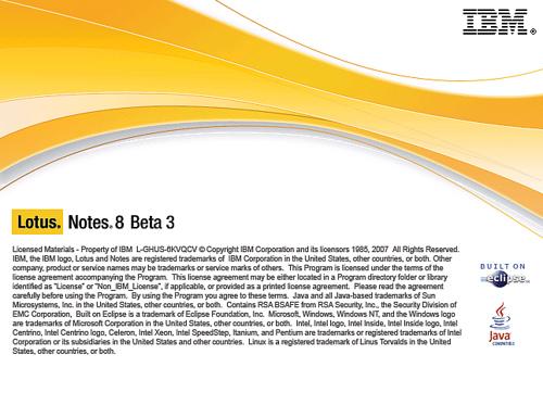 Notes 8 Beta 3